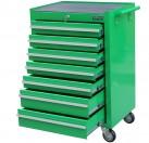 七层抽屉式工具车 (绿色)