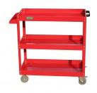 老A 加大加高三层工具车(红色)